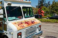 Kabob Express, Gourmet Food Truck, Mid Wilshire, Los Angeles CA,