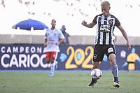 Rio de Janeiro (RJ), 15/03/2020 - Botafogo-Bangu - Keisuke Honda. Partida entre Botafogo e Bangu valida pela terceira rodada da Taca Rio, realizada no Estadio Nilton Santos (Engenhao), no Rio de Janeiro, neste domingo (15). (Foto: Andre Fabiano/Codigo 19/Codigo 19)