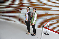 - Milano, Esposizione Mondiale Expo 2015, padiglione  del Gruppo Imprese Cinesi Riunite<br />
