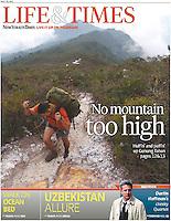Jungle Trek (COVER STORY)