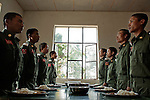Students at the Woi Chyai Bum, Officer Training School, 30 minutes from Laiza, the K.I.A headquarter, March 2012..