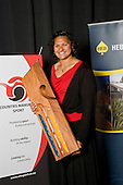 Supreme Award winner Valerie Vili. Counties Manukau Sport 17th annual Sporting Excellence Awards held at the Telstra Clear Pacific Events Centre, Manukau City, on November 27th 2008.