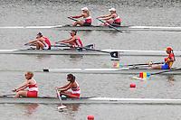 Nanjing 2014 Remo Par sin timonel Final