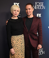 "LOS ANGELES - MAY 30: Sam Rockwell and Michelle Williams attend the FYC Event for Fox 21 TV Studios & FX's ""Fosse/Verdon"" at the Samuel Goldwyn Theater on May 30, 2019 in Los Angeles, California. (Photo by Frank Micelotta/FX/PictureGroup)"