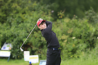 Sean Healy (Kinsale) during the Connacht U14 Boys Amateur Open, Ballinasloe Golf Club, Ballinasloe, Galway,  Ireland. 10/07/2019<br /> Picture: Golffile | Fran Caffrey<br /> <br /> <br /> All photo usage must carry mandatory copyright credit (© Golffile | Fran Caffrey)