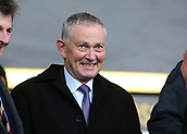 3rd December 2017, Vitality Stadium, Bournemouth, England; EPL Premier League football, Bournemouth versus Southampton; FA Chief Richard Scudamore prepares for kick off