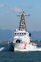 The 110 foot United States Coast Guard Cutter 'Orcas' (WPB1327)