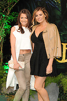 "Natalya & Jessica Wright<br /> European premiere of ""The Jungle Book"" <br /> BFI IMAX, London"