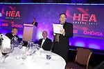 HEA Awards Dinner 2011.25.11.11.©Steve Pope