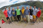 The Boys, Cuicocha Crater Lake