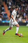 James Rodriguez of Real Madrid in action during the La Liga match between Real Madrid and RC Deportivo La Coruna at the Santiago Bernabeu Stadium on 10 December 2016 in Madrid, Spain. Photo by Diego Gonzalez Souto / Power Sport Images