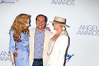 LOS ANGELES - SEP 13:  Jami Morse Heidegger, Klaus Heidegger, Nicollette Sheridan at the Project Angel Food Awards Gala at the Garland Hotel on September 13, 2019 in Los Angeles, CA