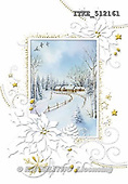 Isabella, CHRISTMAS LANDSCAPE, paintings+++++,ITKE512161,#XL#