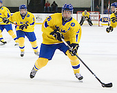 Patrick Cehlin (Sweden - 9), Jacob Josefson (Sweden - 26) - Sweden defeated the Czech Republic 4-2 at the Urban Plains Center in Fargo, North Dakota, on Saturday, April 18, 2009, in their final match of the 2009 World Under 18 Championship.