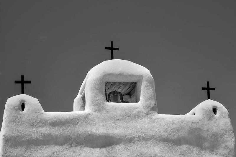 Church San Juan De Los Lagos. Talpa, New Mexico