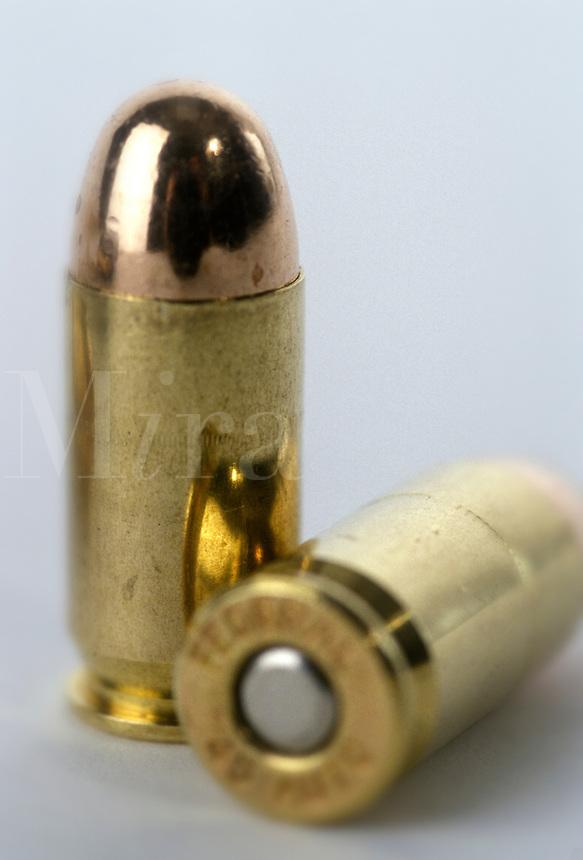 Caliber .45 pistol rounds