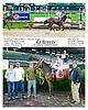 Ez Breezy winning at Delaware Park on 6/16/16