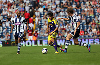 Pictured: Alejandro Pozuelo (C).<br />
