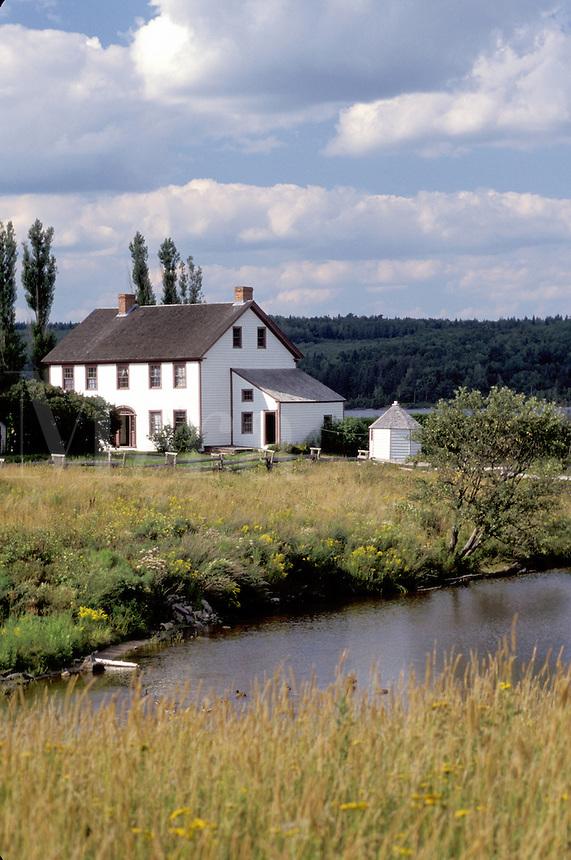 New Brunswick, NB, Canada, King's Landing Historical Settlement