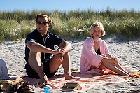 CHAPPAQUIDDICK (2017)<br /> JASON CLARKE, KATE MARA<br /> *Filmstill - Editorial Use Only*<br /> CAP/FB<br /> Image supplied by Capital Pictures