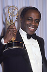 Robert Guillaume photographed at the EMMY Awards in Los Angeles September 1, 1985.