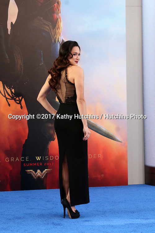 """LOS ANGELES - MAY 25:  Samantha Jo at the """"Wonder Woman"""" Los Angeles Premiere at the Pantages Theater on May 25, 2017 in Los Angeles, CA"""