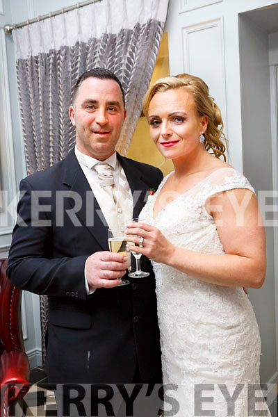 Michelle O'Shea and Padraig McMahon were married at the church of the immaculate conception Tralee by Fr. Frances Nolan on Saturday 25th November 2017 with a reception at Ballyroe Heights hotel