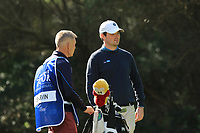 Cormac Sharvin (NIR) on the 8th tee during Round 2 of the Challenge Tour Grand Final 2019 at Club de Golf Alcanada, Port d'Alcúdia, Mallorca, Spain on Friday 8th November 2019.<br /> Picture:  Thos Caffrey / Golffile<br /> <br /> All photo usage must carry mandatory copyright credit (© Golffile | Thos Caffrey)