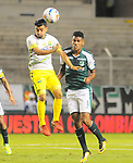 Atlético Bucaramanga venció 0-1 a Deportivo Cali. Fecha 18 Liga Águila I-2018.