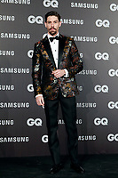 Adrian Lastra attends the 2017 'GQ Men of the Year' awards. November 16, 2017. (ALTERPHOTOS/Acero)
