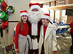 Christmas Party with Santa at Monmouth Medical Center