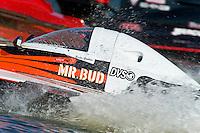 "Buster Graham, A-66 ""Mr. Bud III"", 2.5 Mod hydroplane"