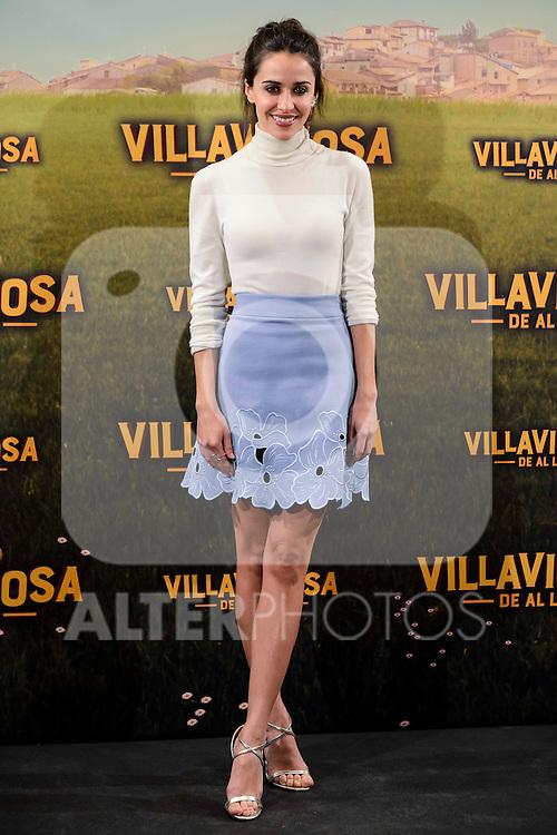 """Macarena Garcia attends to the presentation of the spanish film """" Villaviciosa de al lado"""" in Madrid, Spain. November 29, 2016. (ALTERPHOTOS/BorjaB.Hojas)"""