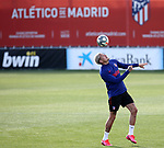 Atletico de Madrid's Jose Maria Gimenez during training session. May 26,2020.(ALTERPHOTOS/Atletico de Madrid/Pool)