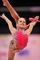 Alexandra Soldatova (RUS),..OCTOBER 28, 2011 - Rhythmic Gymnastics : AEON CUP 2011 Worldwide R.G. Club Championships at Tokyo Metropolitan Gymnasium, Tokyo, Japan. (Photo by Jun Tsukida/AFLO SPORT) [0003] ..