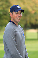 Matt Kuchar (USA) at the USA Team photo shoot during Monday's Practice Day of the 39th Ryder Cup at Medinah Country Club, Chicago, Illinois 25th September 2012 (Photo Eoin Clarke/www.golffile.ie)