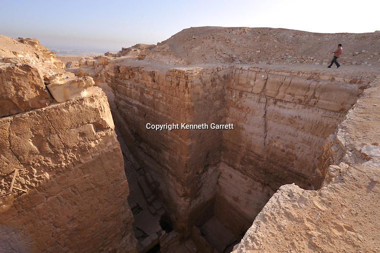 Zahi Hawass Secret Egypt Travel Guide; Egypt; archaeology; Pyramid builders; Old Kingdom; pyramid; Giza; Pyramids, Abu Rawash, Djedefra