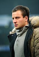 FUSSBALL   1. BUNDESLIGA   SAISON 2012/2013    22. SPIELTAG SV Werder Bremen - SC Freiburg                                16.02.2013 Philipp Bargfrede (SV Werder Bremen)