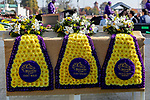 November 3, 2018 : The flower blankets before the races on Breeders Cup World Championships Saturday at Churchill Downs on November 3, 2018 in Louisville, Kentucky. Bill Denver/Eclipse Sportswire/CSM