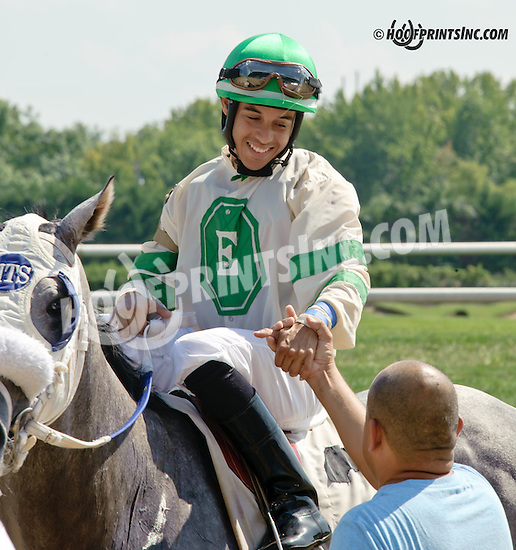 Fray Martinez at Delaware Park on 9/6/14