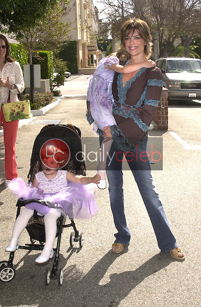 Lisa Rinna and daugthers Delilah and Emilia