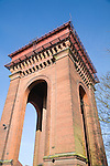 """Jumbo"" Victorian water tower, Colchester, Essex, England"