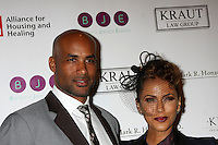 Boris Kodjoe, Nicole Ari Parker<br /> at the Best In Drag Show, Orpheum Theatre, Los Angeles, CA 10-04-15<br /> David Edwards/DailyCeleb.com 818-249-4998