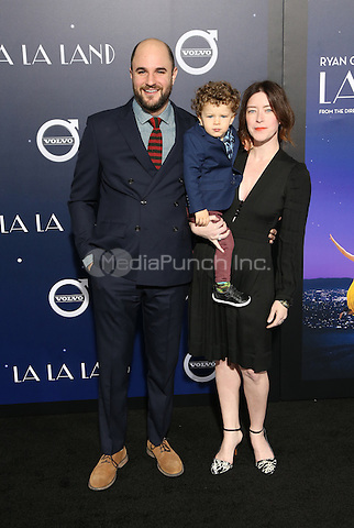 "Westwood, CA - DECEMBER 06: Jordan Horowitz, At Premiere Of Lionsgate's ""La La Land"" At Mann Village Theatre, California on December 06, 2016. Credit: Faye Sadou/MediaPunch"