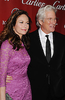 PALM SPRINGS, CA - JANUARY 05: Diane Lane and Richard Gere arrive at the 24th Annual Palm Springs International Film Festival - Awards Gala at the Palm Springs Convention Center on January 5, 2013 in Palm Springs, CaliforniaPAP01013JP78.Palm Springs Film Festival Awards GalaPAP01013JP78.Palm Springs Film Festival Awards Gala