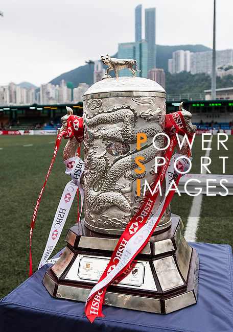 Hong Kong play UAE during their HSBC Asian Five Nations 2013 Top 5 Division match at the Hong Kong Football Club on 20 April 2013 in Hong Kong. Photo by Xaume Olleros / The Power of Sport Images