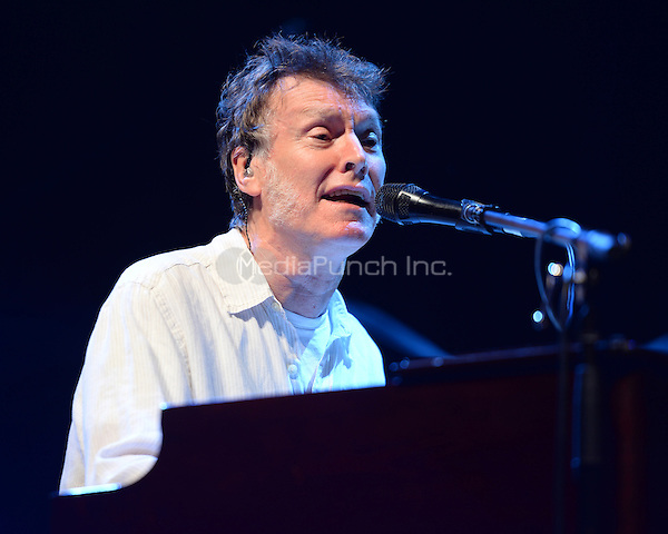 WEST PALM BEACH - SEPTEMBER 20: Steve Winwood performs at the Cruzan Amphitheatre on September 20, 2014 in West Palm Beach, Florida.Credit: mpi04/MediaPunch