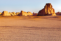 The Sphinx, Dunhunag Yardang National Geopark, China  Gobi Desert