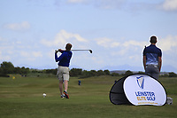 on the tee during the 1st round of the East of Ireland championship, Co Louth Golf Club, Baltray, Co Louth, Ireland. 02/06/2017<br /> Picture: Golffile | Fran Caffrey<br /> <br /> <br /> All photo usage must carry mandatory copyright credit (&copy; Golffile | Fran Caffrey)