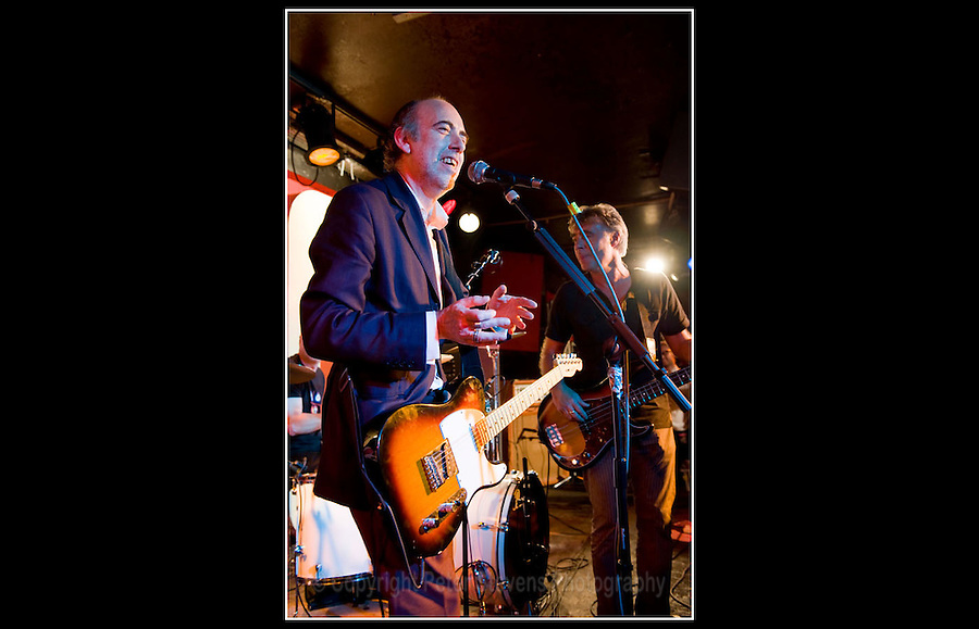 Mick Jones & Glen Matlock - Making the Modern Scene 2 - Terry Rawlings Benefit - 100 Club - 27-07-2009
